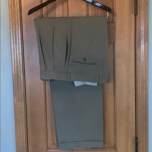 Burberry Men's Tan Pants 36 x 29